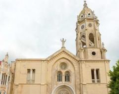 Casco Viejo Church in Panama City