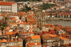 Old Town in Porto