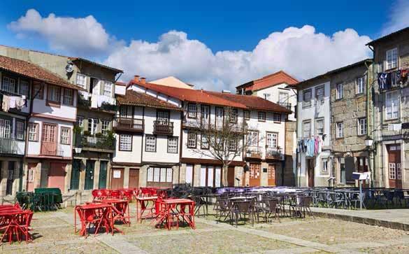 Portugal - Historical Center of Gulmaraes